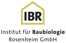 Baubiologie IBR Rosenheim Logo